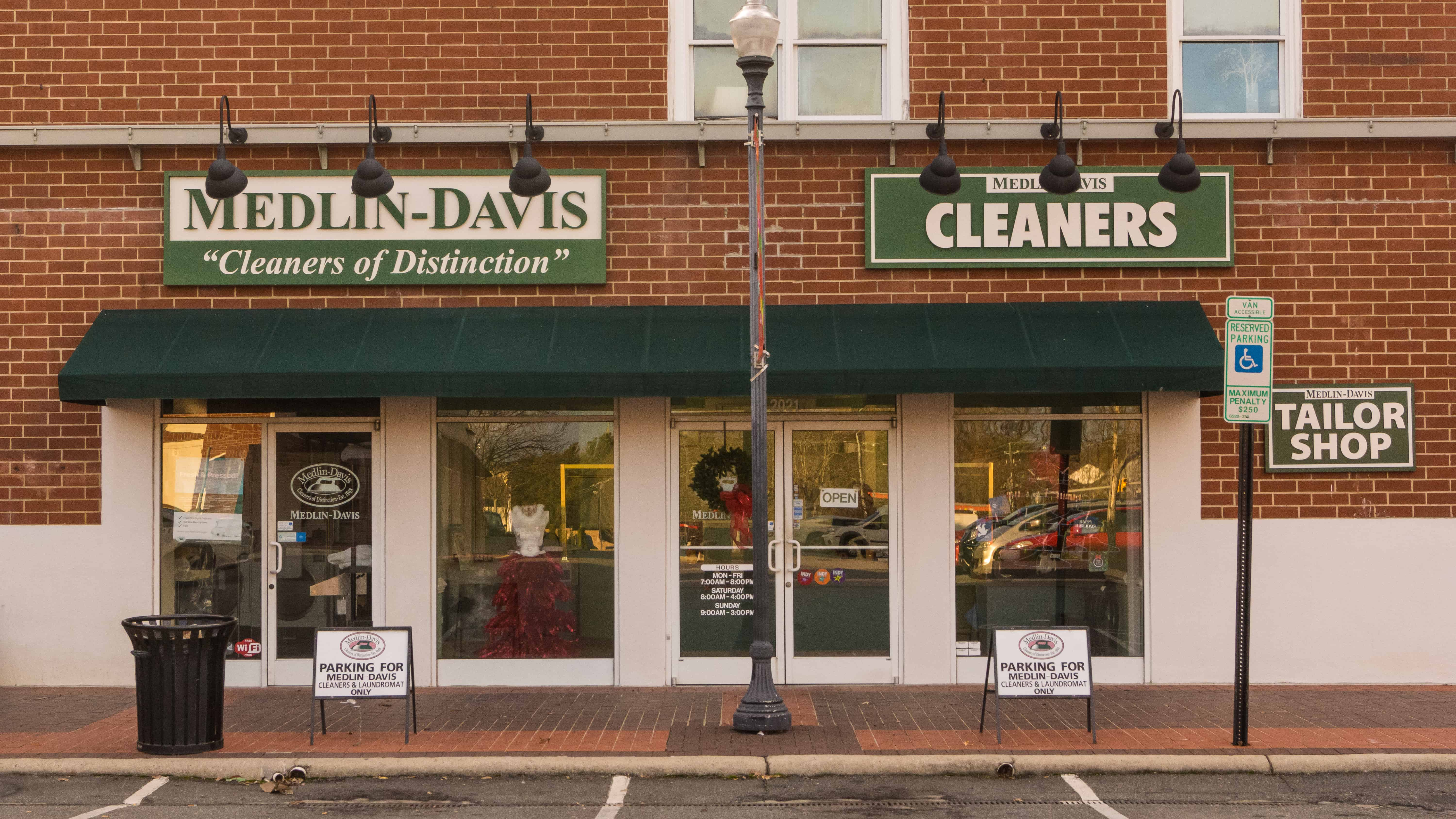 Dry Cleaners at Cameron Village