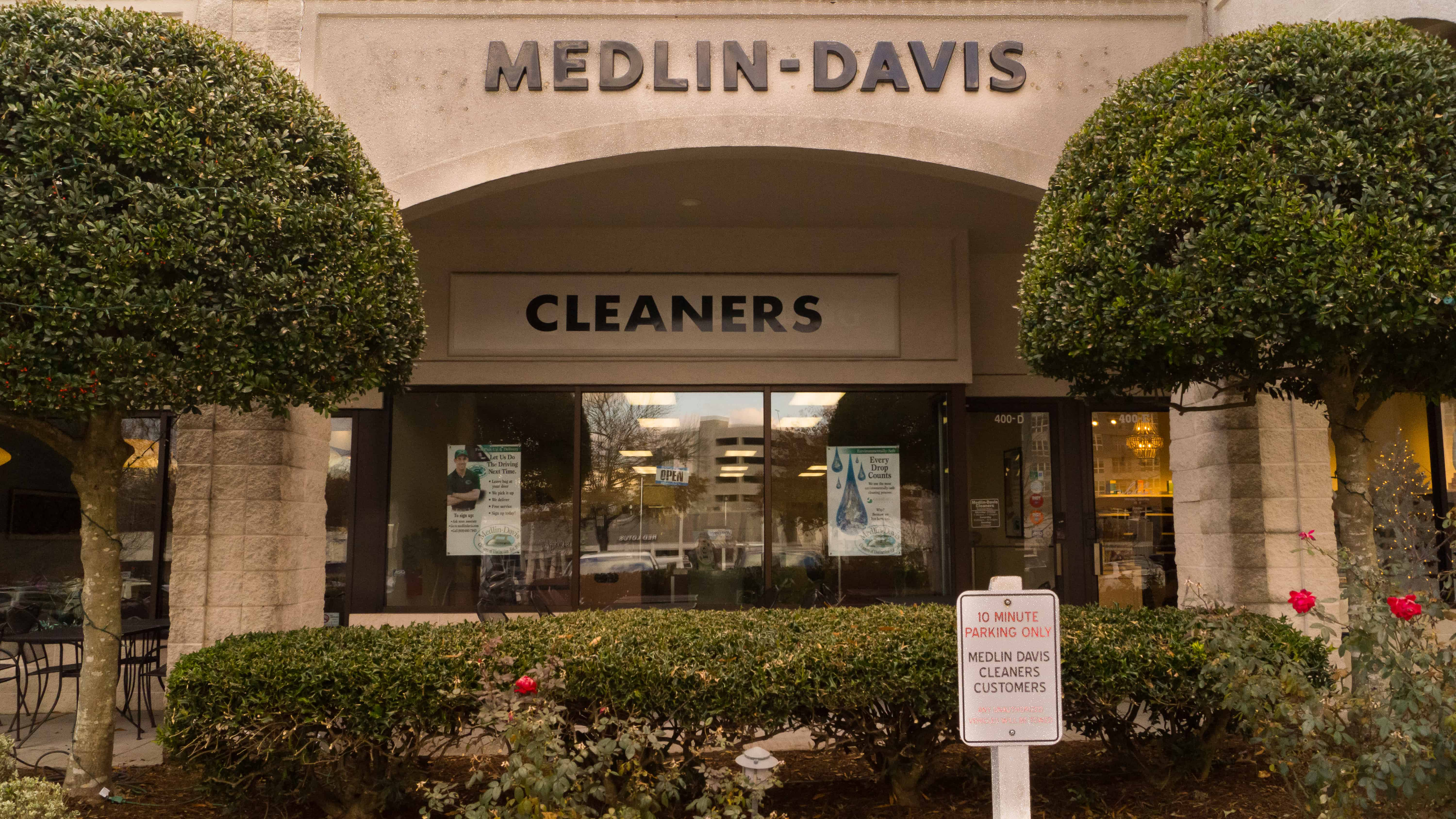 Dry Cleaners at Galleria